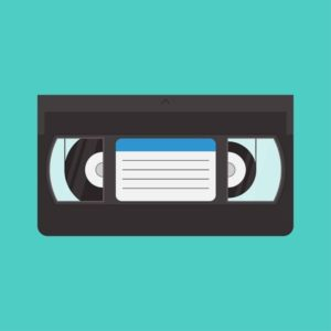 VHSをDVDに焼くには